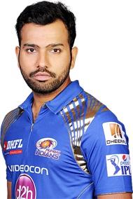Mumbai Indians Caption IPL 2015-Rohit Sharma