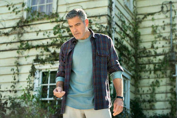 Tomorrowland actor George Clooney