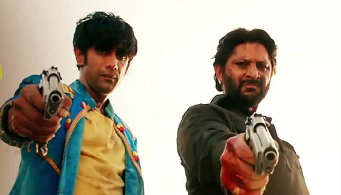 Guddu Rangeela Arshad Warsi and Amit Sadh