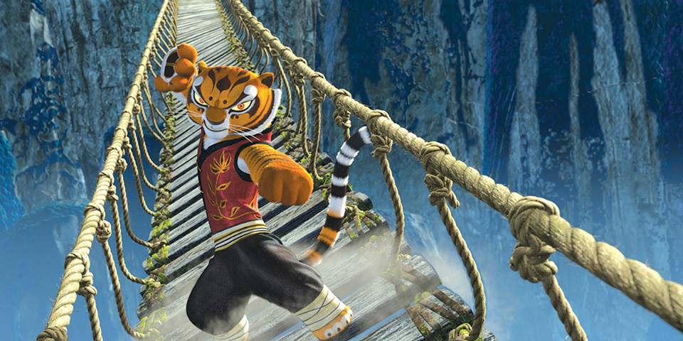 Kund fu Panda 3 Tigress wallpaper images