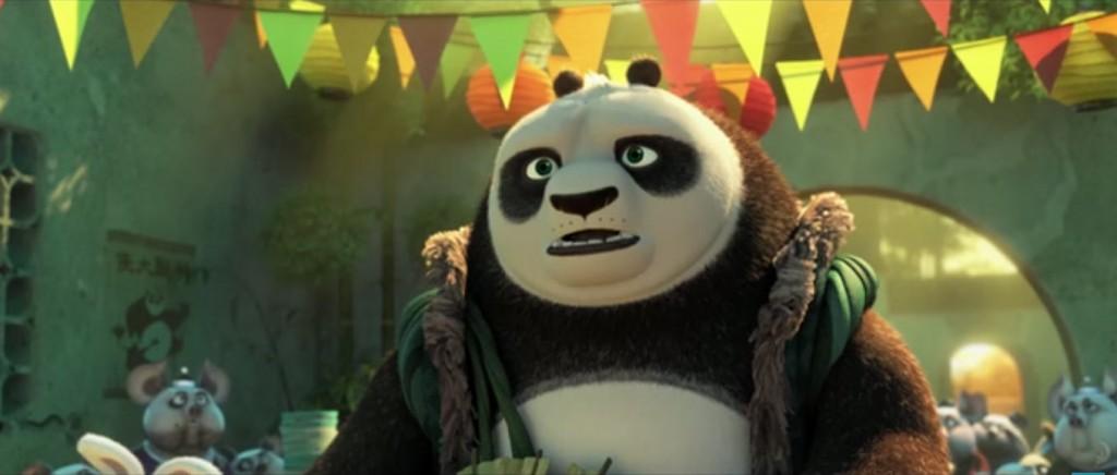 Kung Fu Panda 3 Wallpaper in HD