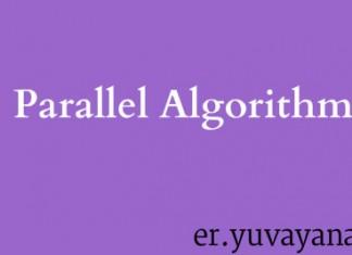 Parallel Algorithm lecture notes