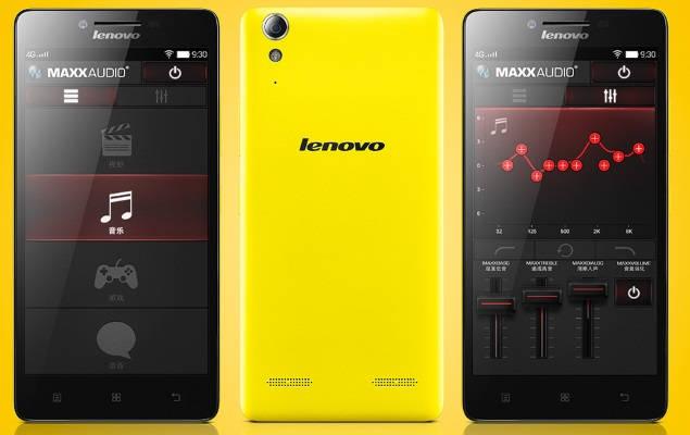 lenovo k3 yellow images wallpaper