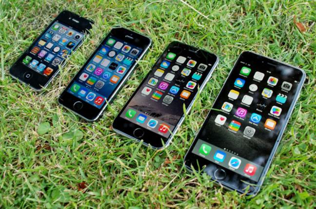 Apple Iphone 4 5 6s plus images