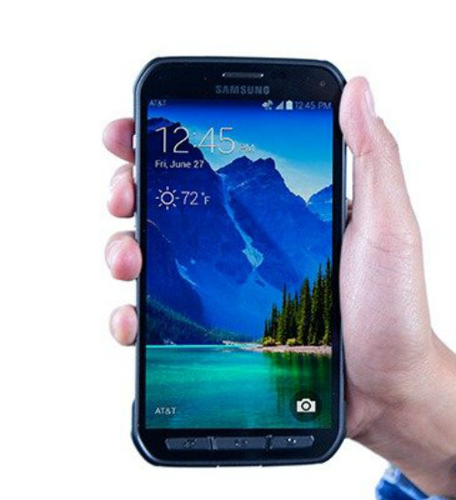 Samsung Galaxy S6 images active smartphone images