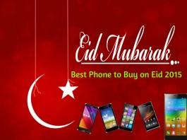 Best phone to buy on eid