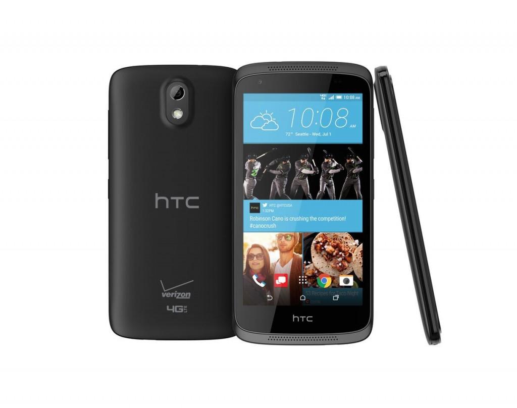 HTC Desire 520 smartphone