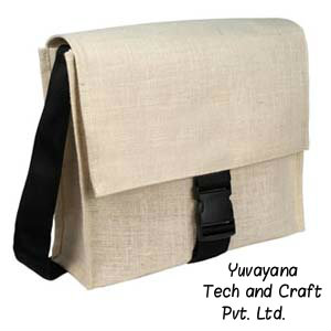 simple Jute Conference bags