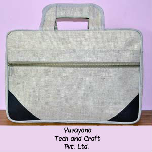 White laptop bag for Office