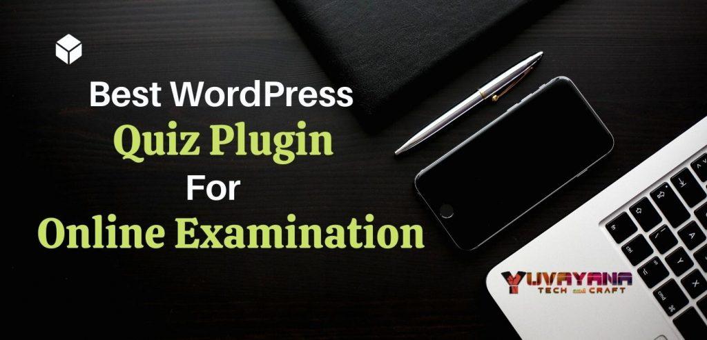 Best WordPress quiz plugin for online examination-min