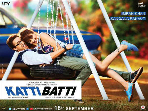 imran kangana in Katti Batti first look