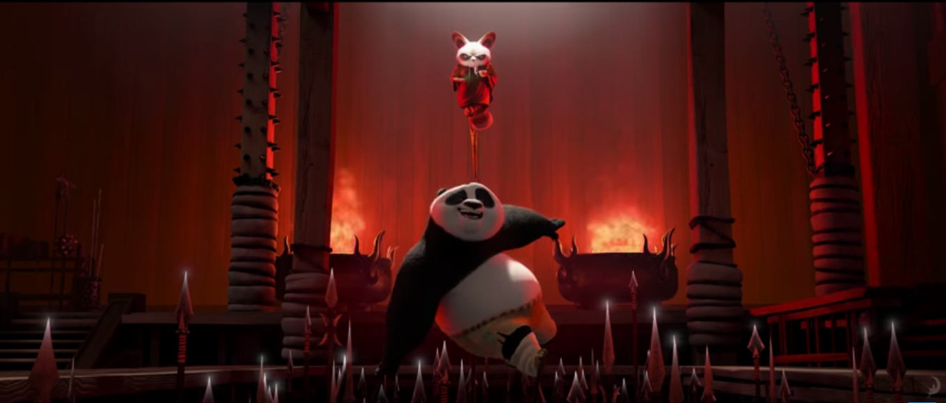 Kung Fu Panda 3 Poo Wallpaper in HD