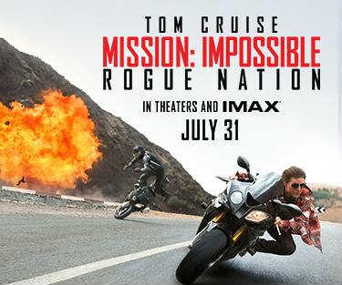 MI5 Tom Cruise on bike wallpaper