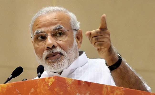 Acche Din Are Here', Says Prime Minister Narendra Modi