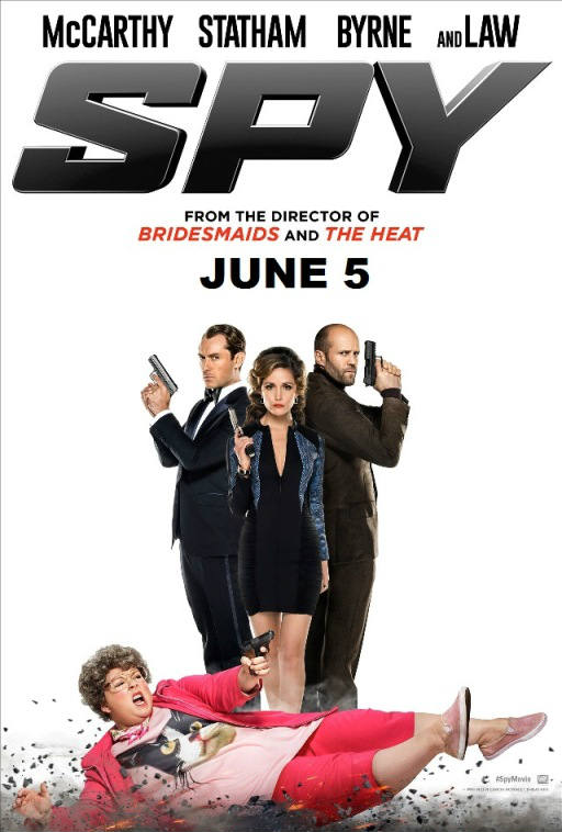 Spy movie full starcast poster