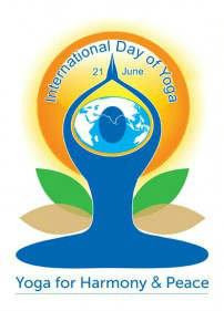 international yoga day IYD logo