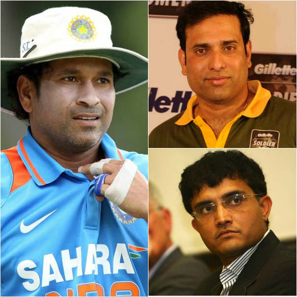 sachin sourav laxman in BCCI's advisory panel