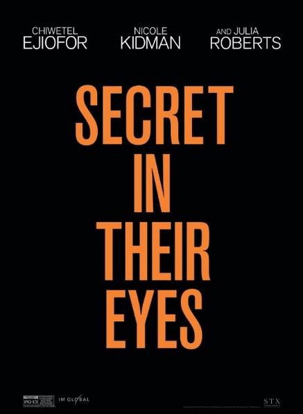 Secret in Their Eyes 2015 film poster