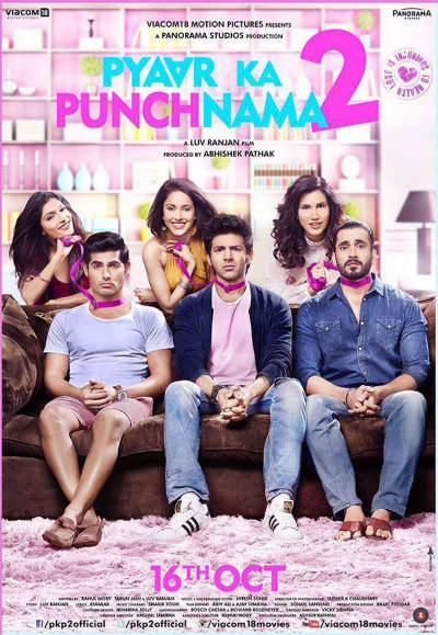 Pyaar Ka Punchnama 2 poster