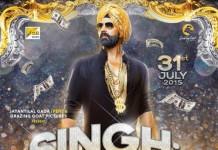 Singh is bling movie poster in hd