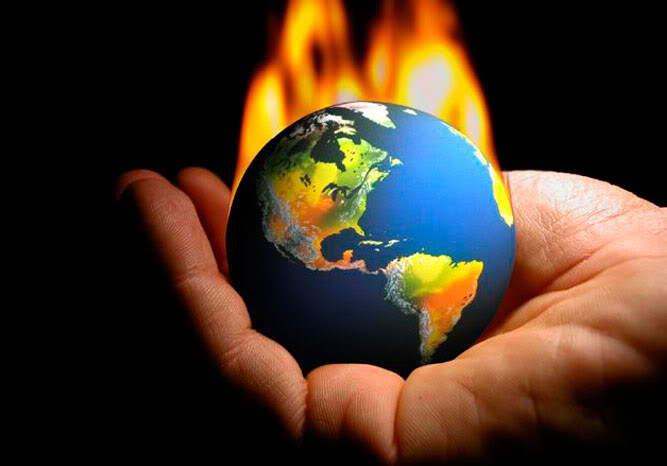 Why Temperature of earth is rising
