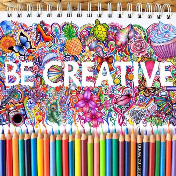 beautiful pencile color 3d images wallpaper desings