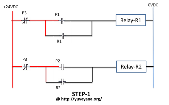 How to create Relay Logic Circuit with Examples | Engineer's