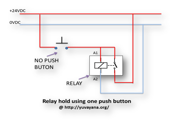 How to create Relay Logic Circuit with Examples | Engineer's Portal