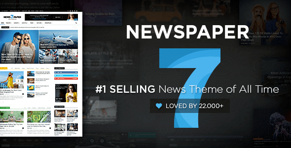 newspaper wordpress multipurpose theme by tagdiv
