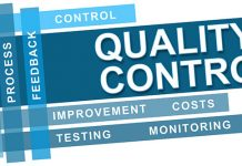 need of quality control in industry