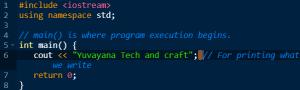 Python Vs C++