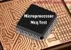 Microprocessor mcq test