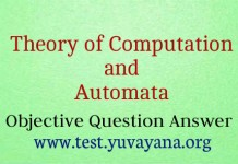 thery of computation and automata test