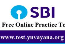 Free SBI Clerk and PO Prelims Mock Test Series