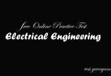 Electrical Engineering objective question answer