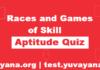 Free Aptitude Quiz