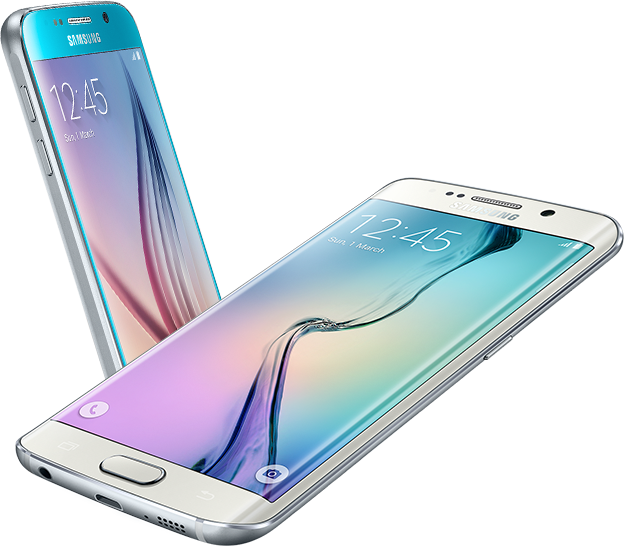Samsung Galaxy S6 display images