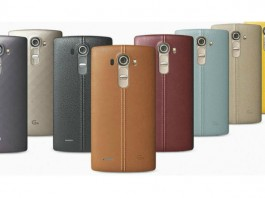 LG G4c different color images