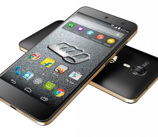 micromax canvas xpress 2 screen display