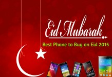 Best phone to buy on eid