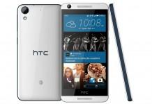 HTC Desire 626s images
